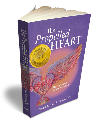 The Propelled Heart - book cover