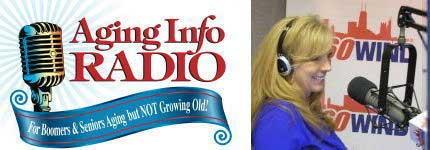 Aging Info Radio Logo