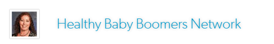 Screenshot Healthy Baby Boomes Network